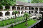 #485 : Sleeping in the Khans' Caravanserai of Sheki ont the Road Silke in Azerbaijan