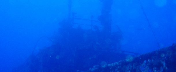 # 25: Diving on the Augustin Fresnel's wreck (Gwada)