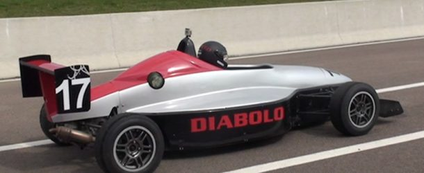 #23 : Driving a Formula Renault on professional circuit