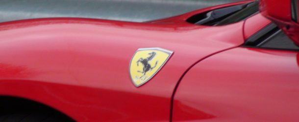 #8 : Driving a Ferrari F430