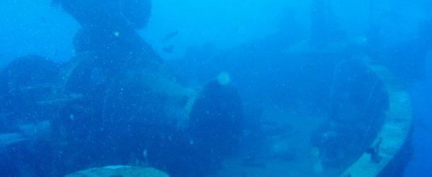 #34 : Plonger sur l'épave du Gustavia en Gwada