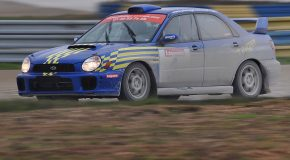 #33 : Driving in rallycross on SUBARU