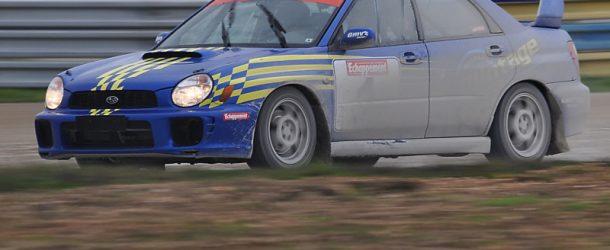 #33 : Driving in rallycross on SUBARU