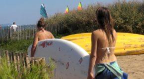 #6 : Windsurfing in the Mediterranean Sea