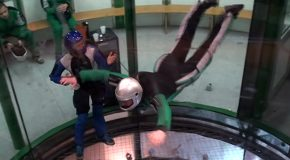 #15 : Flying in a giant wind tunnel