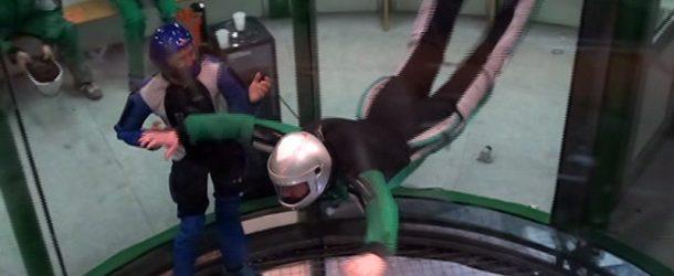 #15 : Voler dans une soufflerie géante