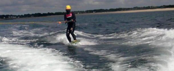 #16 : Se faire tracter en wakeboard en Bretagne