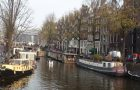 # 76: Having a romantic trip through the canals of Amsterdam