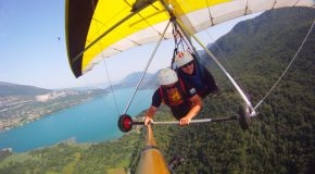 # 101: Flying in hang gliding