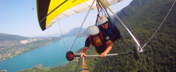 #101 : Flying in hang gliding