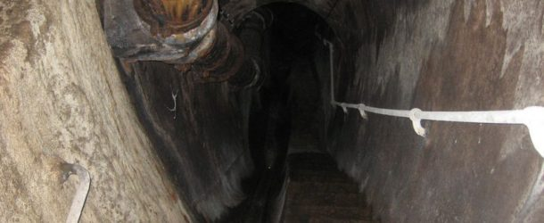# 89: Sneaking in the sewers of Paris