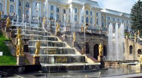#86 : Visiting Peterhof, the Russian Versailles