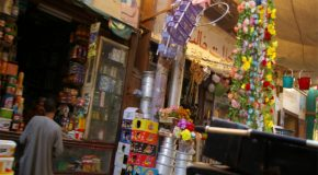 # 78: Going through a souk in less than 2 minutes