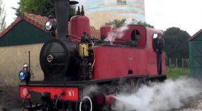 #82 : Voyager en train à vapeur de 1815