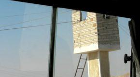 #95 : Pénétrer dans un mirador de la police égyptienne
