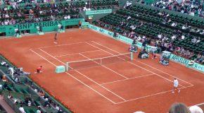 #99 : Pénétrer dans les coulisses de Roland Garros