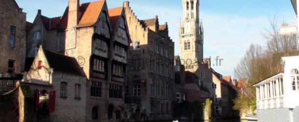 #116 : Déguster un chocolat à Bruges, sans Jeff !