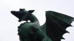 #122 : Flâner à Ljubljana sur le pont des Dragons