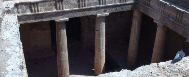 # 146: Exploring the tombs of the Kings in Paphos