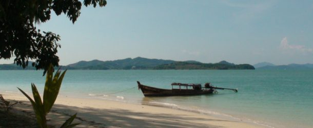 #128 : Être voisin de Koh Lanta, The Beach, et de l'Homme au Pistolet d'Or