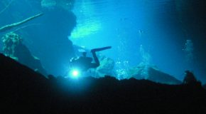 # 143: Cave diving in the Cenotes in Yucatan