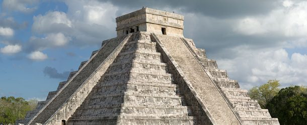 # 137: Discovering the Secrets of the Pyramid of Chichen Itza