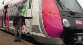 #125 : Conduire un train RER à Gare du Nord