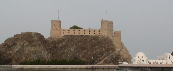 #38 : Visiter l'ancienne plus petite capitale du monde à Mascate
