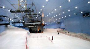 #136 : Skier à Dubaï sous 40°C
