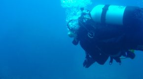 #37 : Diving in Corsica