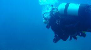 #37 : Diving in Corsica