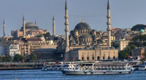 # 163: Traipsing as a Turkish delight in Istanbul