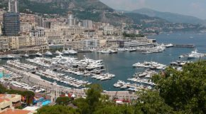 #164 : Chiller on the rock… of Monaco