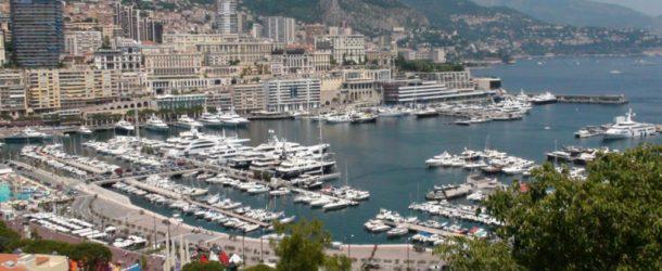 #164 : On the rock… in Monaco