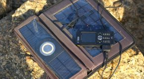 Chargeurs solaires & Batteries Nomades
