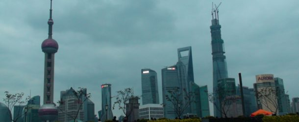 # 194: Visiting Shanghai, the Pearl of Orient