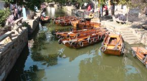 # 204: Visiting one of the last water villages of China