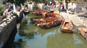 #204 : Visiter Tongli, un des derniers villages d'eau de Chine