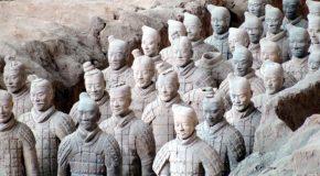 #193 : Explorer le tombeau du premier empereur