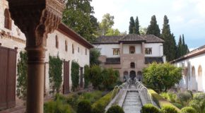 #213 : Se rafraîchir dans les jardins des Emirs