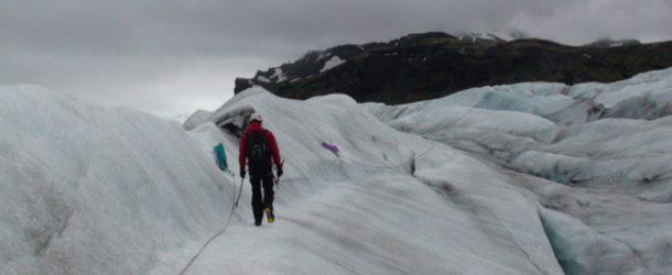 #220 : Parcourir la plus grande calotte glaciaire après les pôles
