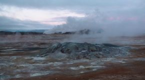 # 221: Exploring volcanic landscapes of Iceland