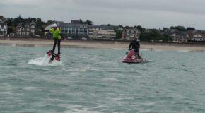 #225 : Marcher sur les eaux… en Flyboard