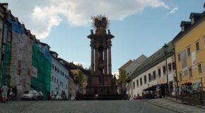 # 243: Visiting the gold mining town of Banská Štiavnica