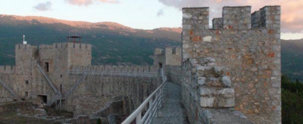 # 258: Visiting Czar Samuel' city on the edge of Lake Ohrid