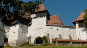 # 237: Visiting the Saxon fortified churches in Transylvania