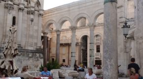 # 274: Visiting the Diocletian's Palace in Split