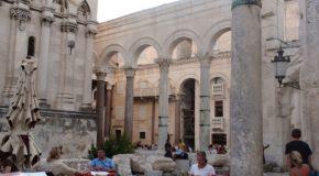 #274 : Visiter le palais de Dioclétien à Split