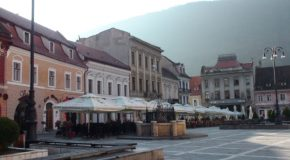 #231 : Visiting the Saxon Transylvanian City of Brasov