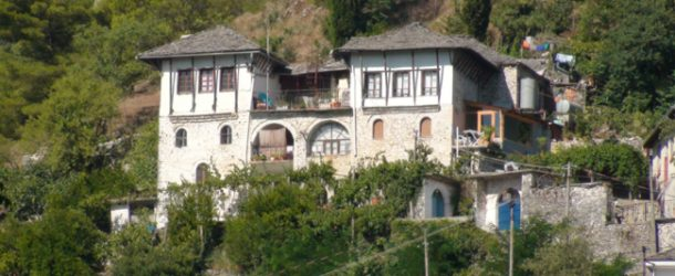 # 257: Visiting the capital of the Despotate of Epirus